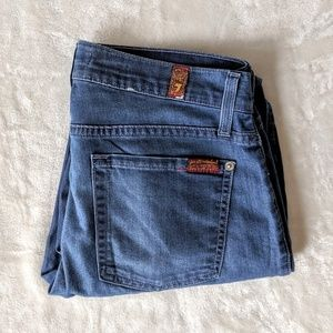 7 For All Mankind Soft Skinny Jeans